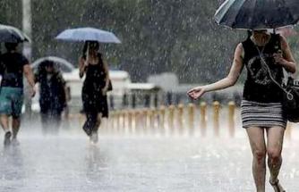 Meteoroloji Uyardı! Muğla Dahil 6 Kente Sağanak Yağış Geliyor