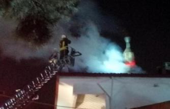Muğla'da, Huzurevindeki Baca Yangını Paniğe Neden Oldu