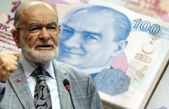 Saadet Partisi'nden Asgari Ücret Zammı Önerisi: 8 Bin 85 Lira