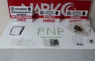 Fethiye'deki Uyuşturucu Operasyonunda Yakalanan 2 Zanlı Tutuklandı