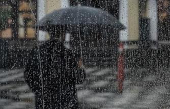 Meteoroloji'den 32 İl İçin Sarı Kodlu Uyarı! Kuvvetli Sağanak Geliyor