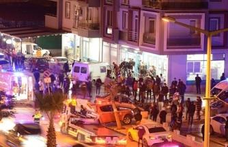 Milas'ta Trafik Kazası: Ortalık Savaş Alanına Döndü 1 Ölü, 4 Yaralı