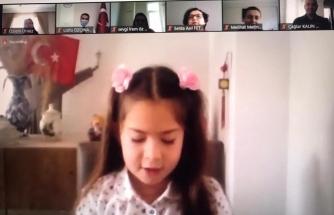 Muğla'da Çevrimiçi Karne Töreni