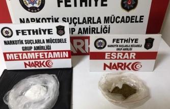 Muğla'da Uyuşturucu Operasyonlarında 6 Şüpheli Yakalandı