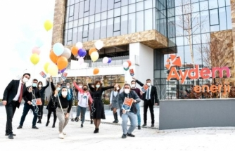 "Aydem Enerji'ye ""Great Place to Work"" Sertifikası"
