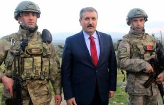 BBP Genel Başkanı Destici'den Doğu Türkistan Resti: Gerekirse Çin'e Savaş Açarız