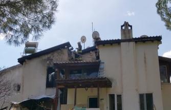 Datça'daki Bir Tatil Sitesindeki Villada Çıkan Yangın Söndürüldü