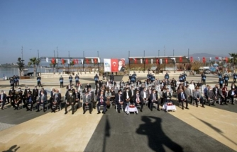 Şehit Fethi Bey Ölümünün 107. Yılında Fethiye'de Anıldı