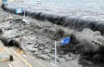 7,2 Büyüklüğündeki Depremle Sarsılan Japonya'da Tsunami Alarmı Verildi