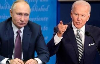 Biden'dan Savaş Çıkartacak Sözler: Putin Bir Katil, Moskova Bedel Ödeyecek