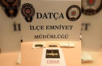 Datça'da Uyuşturucu Operasyonu