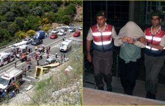 Muğla'da 24 Kişinin Öldüğü Kazada Araç Sahibine 18 Yıl 9 Ay Hapis