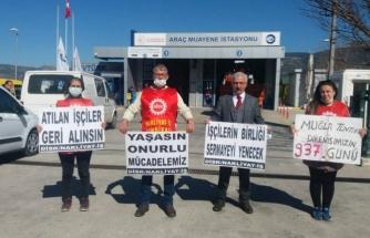 """""""Muğla Tüvtürk Araç Muayene İstasyonları Mahkeme Kararını Uygulamıyor"""""""