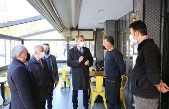 """MUTSO Yönetim Kurulu Başkanı Ercan: """"İşletme Sahipleri Açılmanın Değerini Bilmeli"""""""