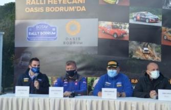 Bodrum'da 27 Yıl Sonra Ralli Heyecanı