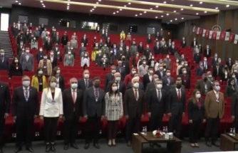 """CHP'nin """"Bölge Toplantısı"""" Denizli'de Yapıldı"""