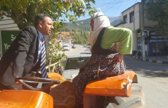 CHP'li Erbay: Çiftçinin Sırtından KDV ve ÖTV Yükü Bir An Önce Kaldırılmalıdır