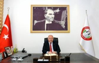 Menteşe Belediye Başkanı Bahattin Gümüş, 1 Mayıs İşçi Bayramını Kutladı