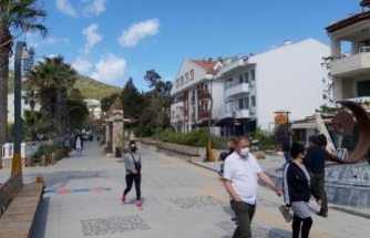 Meydana Gelen Depremler Nedeniyle Datça'da Vatandaşlar Tedirgin
