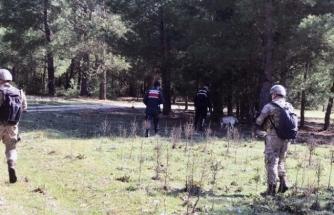 Muğla'da Baba ve Oğlunu Öldüren Zanlı 100 Komando ve Drone İle Aranıyor