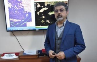 Prof. Dr. Hasan Sözbilir Uyardı! Datça Açıklarında Hem Volkanik Hem Fay Hareketliliği Var