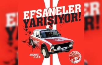 Rally Bodrum'da Hacı Murat Efsanesi Geri Döndü