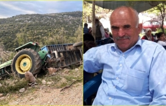 Seydikemer'de Talihsiz Vatandaş, El Frenini Çekmeyi Unuttuğu Traktörün Altında Kaldı
