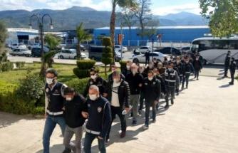 Tefecilik İddiası İle Gözaltına Alınan 16 Kişi Adli Kontrol Şartıyla Serbest Bırakıldı