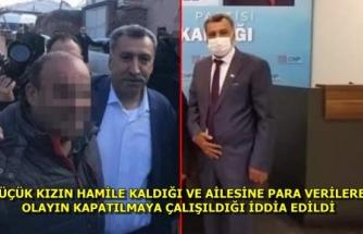 16 Yaşındaki Kıza Cinsel İstismarda Bulunduğu İddia Edilen CHP'li İlçe Başkanı Hakkında Soruşturma Başlatıldı