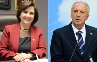CHP'den Bir Muharrem İnce İstifası Daha! Gaye Usluer, Partiden Ayrıldı