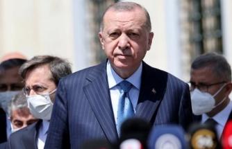 """Cumhurbaşkanı Erdoğan'dan Tam Kapanma Sorusuna İlginç Yanıt: """"En Kötü İhtimalle Türkiye'deyim"""""""