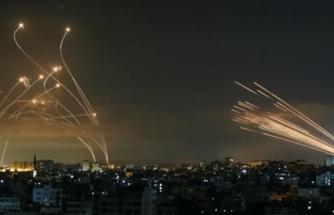 'Demir Kubbe Efsanesi' Çöküyor mu? Atılan 2 Bin 300 Füze İsrail'in Hava Savunma Sistemini Deldi!