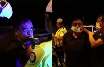 Dolandırıcılık Suçundan Aranan, Alkollü ve Ehliyetsiz Sürücü 304 Promille Yakalandı