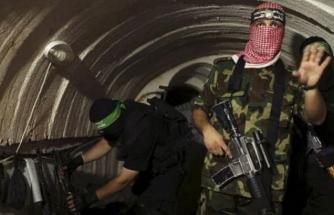 İsrail'in Yok Etmek İçin Var Gücüyle Bombaladığı Hamas'ın Tünelleri İlk Kez Görüntülendi