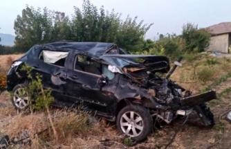 Ortaca Sarıgerme Yolunda Trafik Kazası: 1 Ölü