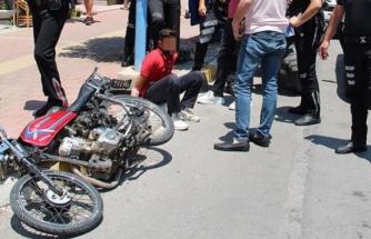 Çaldığı Motosikletle Kaza Yapan 13 Yaşındaki Çocuğun 170 Suç Kaydı Çıktı