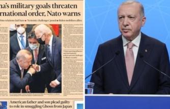Cumhurbaşkanı Erdoğan'ın Danışmanı Financial Times'ın Kapağına Sessiz Kalmadı