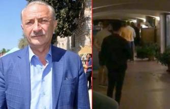 """Didim Belediye Başkanı Atabay'a Saldırı Sonrası Görüntüler Ortaya Çıktı: """"Bu Devlet Buraya Gelecek"""""""