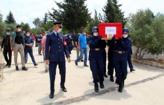 Fethiye'de Vefat Eden Kıbrıs Gazisi Son Yolculuğuna Uğurlandı