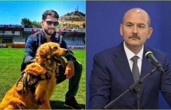 İçişleri Bakanı Soylu'dan Şehit Polis Ercan Yangöz İçin Başsağlığı Mesajı
