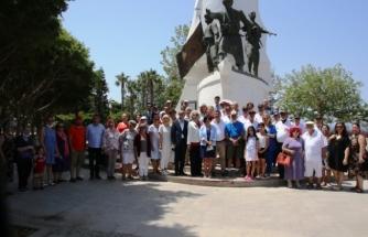 Kaptan-ı Derya Amiral Turgut Reis Şehit Oluşunun 456'ıncı Yıl Dönümünde Bodrum'da Anıldı