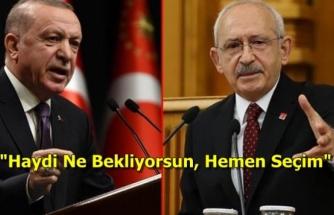 """Kılıçdaroğlu'ndan AK Parti'nin """"Yüzde 45 Oyumuz Var"""" Çıkışına Yanıt!"""