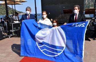 Marmaris İçmeler Halk Plajı Hizmete Açıldı