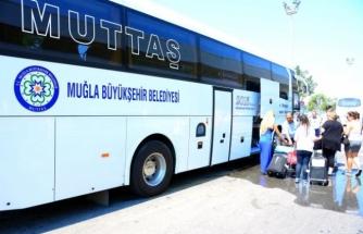 Muğla Büyükşehir Belediyesi, Havaalanlarına Nüfusunun 3,5 Katı Yolcu Taşıdı