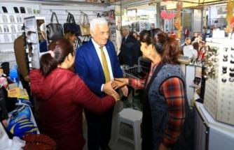 Muğla Büyükşehir Belediyesi'nden Esnafa 500 TL Yardım Paketi