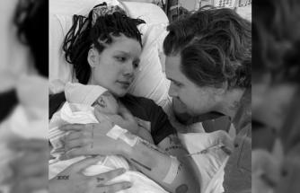 ABD'li Şarkıcı Halsey, Bebeğine Türk İsmi Verdi
