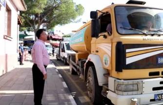 Alaşehir Belediyesi Marmaris'e Yardım Eli Uzattı