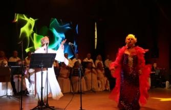 """Bodrum Kalesi'nde """"Yıldızlı Nağmeler"""" Konseri Düzenlendi"""