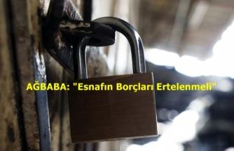 """CHP'li Veli Ağbaba Uyardı: """"İflas Eden Şirket Sayısı Haziran'da Yüzde 116 Arttı"""""""