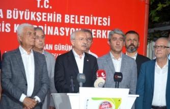 Kılıçdaroğlu Marmaris'te Konuştu